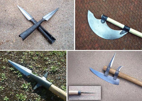 medieval weapons - Effective Medieval Weapons