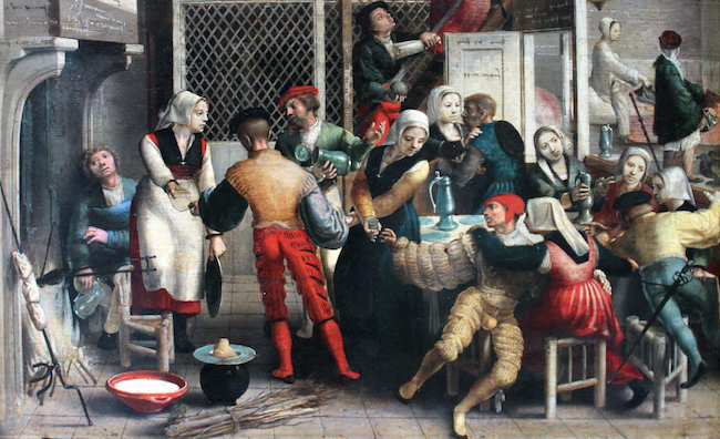 medieval Prostitution 2 - Prostitution in the Middle Ages