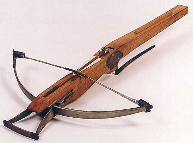 medieval crossbow - Ranged Weapons