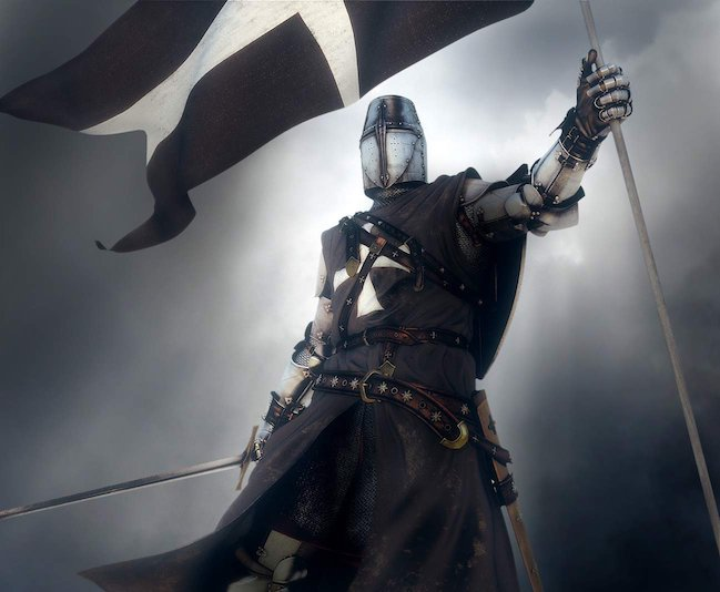 medieval knight - How to be a knight in the Middle Ages?