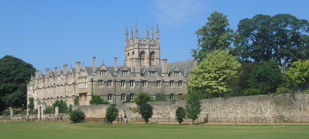 merton college - Medieval Universities