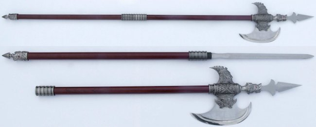 polearm and spear - Effective Medieval Weapons