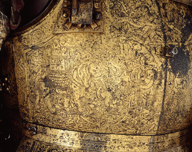 King of England armor - How expensive was medieval armor?