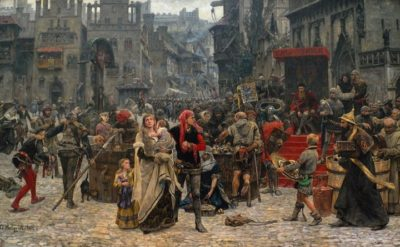 Medieval Life 400x247 - How did people live in the Middle Ages?