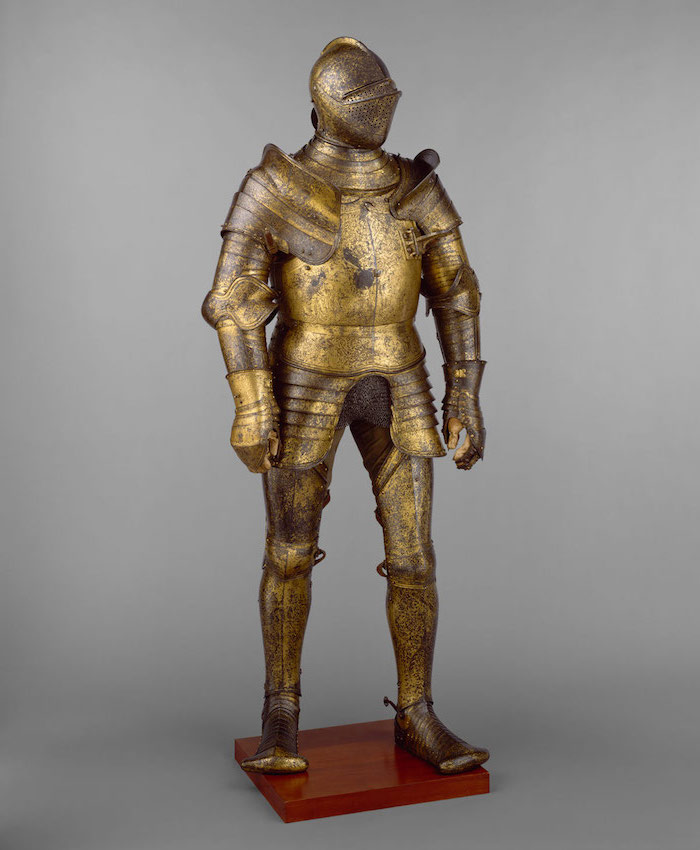 The Armor of the King of England Henry VIII 16th C 1 - How expensive was medieval armor?